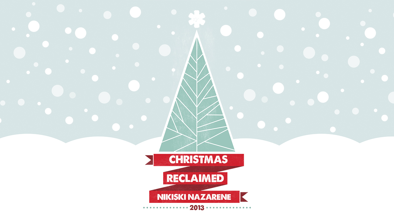 Christmas Reclaimed