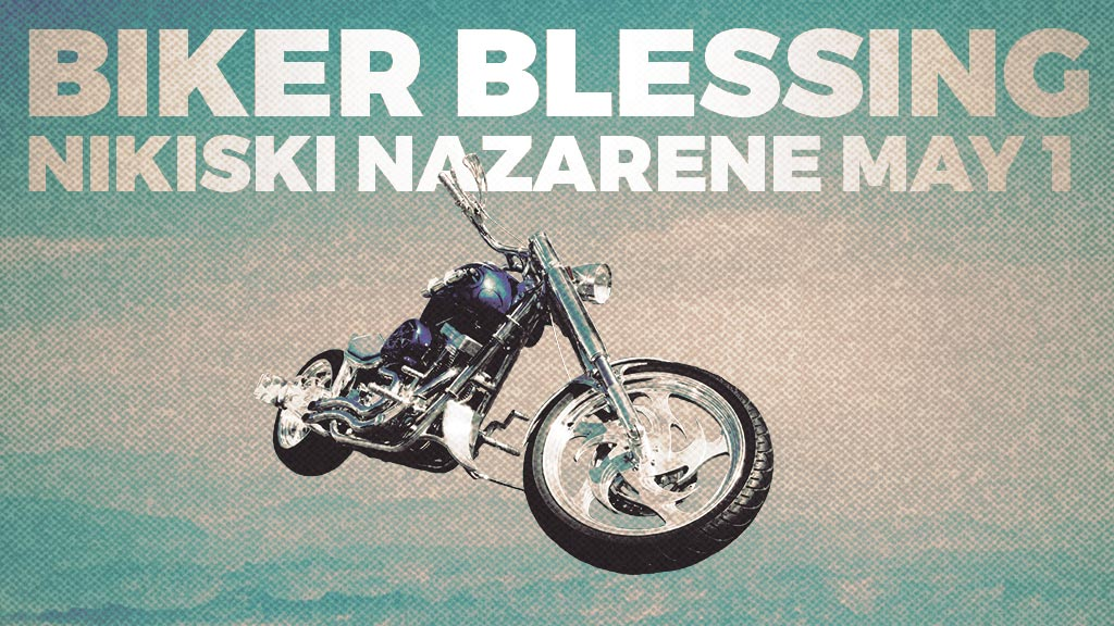 Biker Blessing – May 1 2016