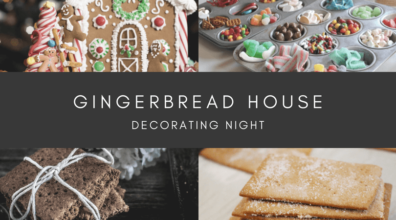 Gingerbread House Decorating Night